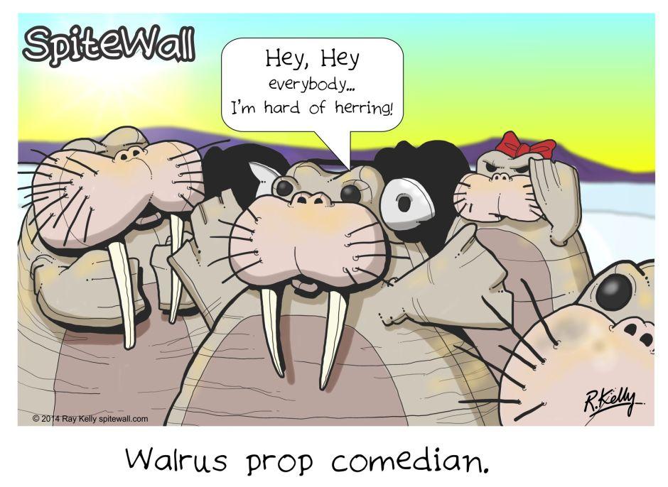 prop comic