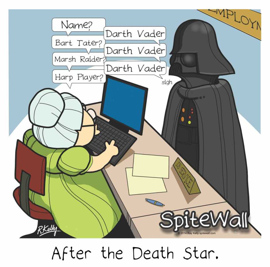 afterr the death star