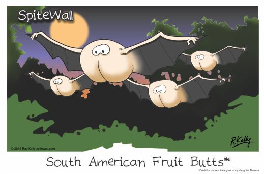 Fruit Butts