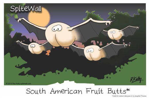 Fruit Butts